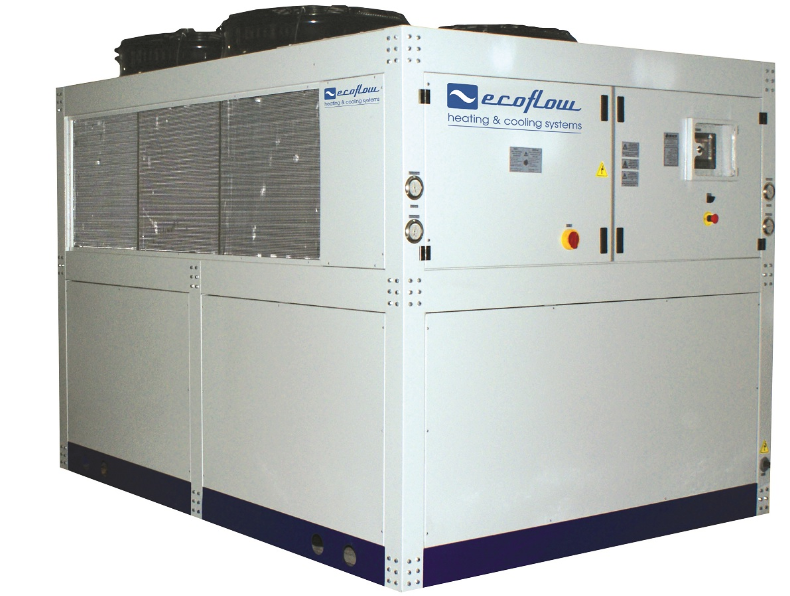 Air cooling chillers